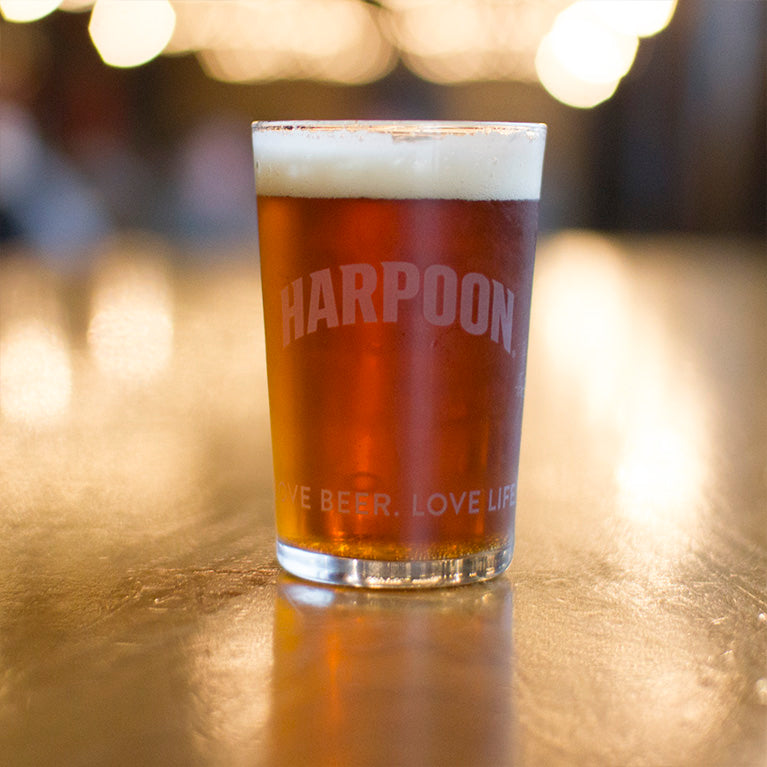 Harpoon Sampling Glass - 7 Ounce