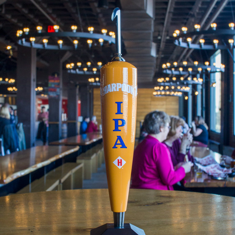 Harpoon IPA Tap Handle
