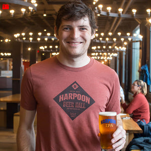 Harpoon Beer Hall T-Shirt