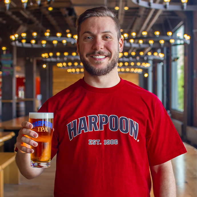 Red Harpoon '86 T-Shirt
