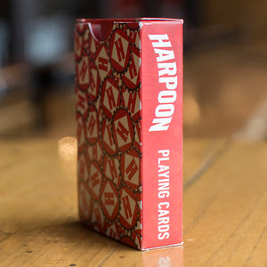 Harpoon Playing Cards