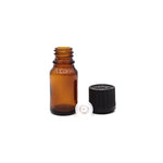 10ml Amber dropper with white cap - i-Spa