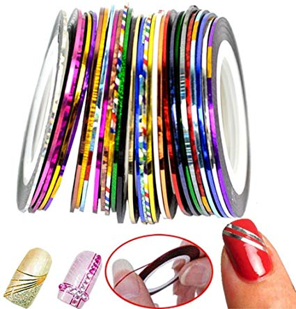 32pcs Striping tape set - Mixed