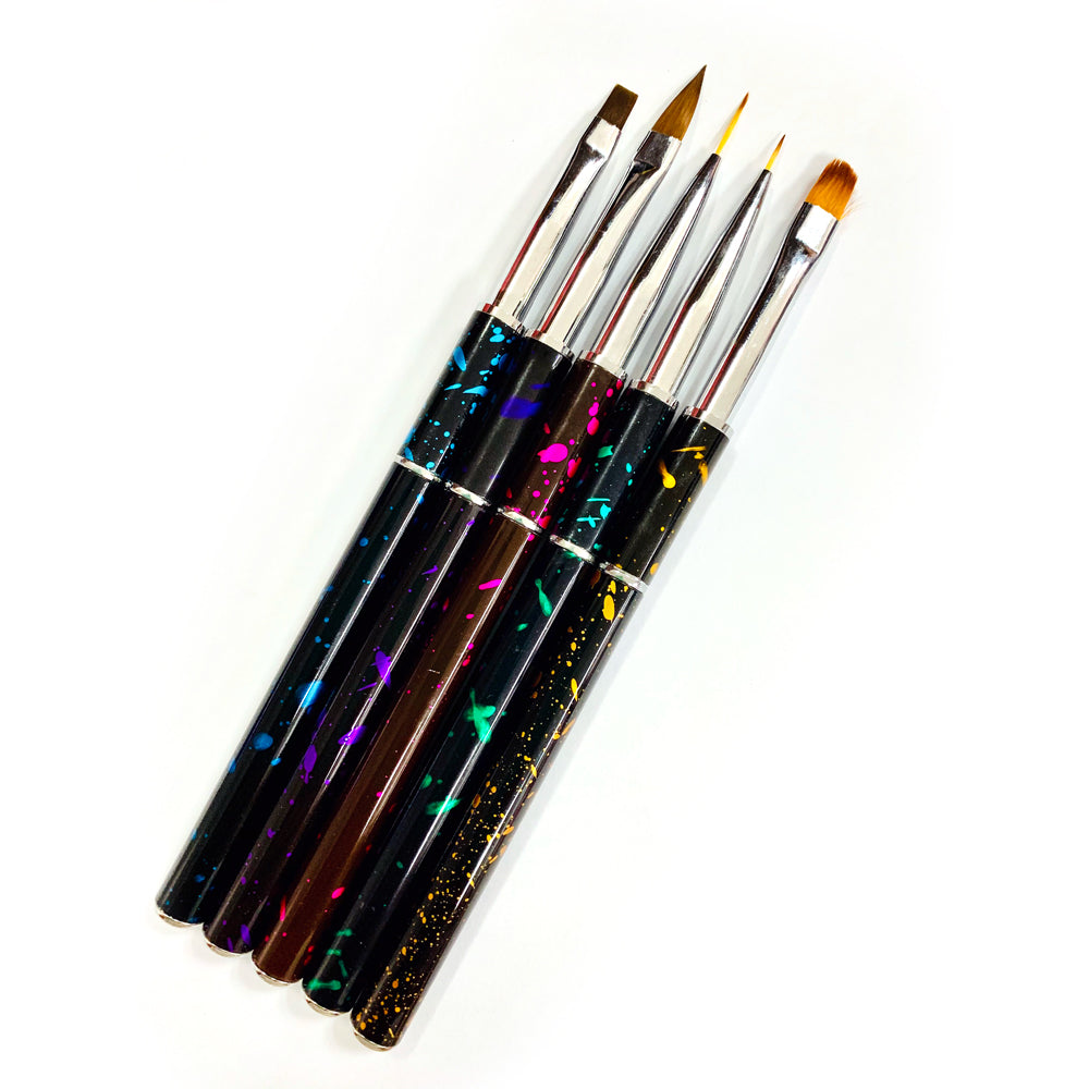 Creative Splash 5pc Brush set