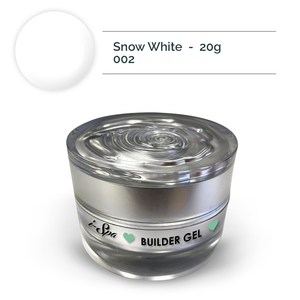 Builder gel 002 - Snow White 20g