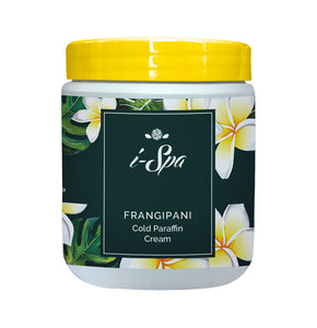 Cold paraffin cream frangipani 500ml