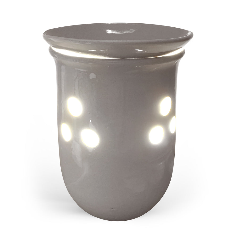 Electric Oil burner - Porcelain