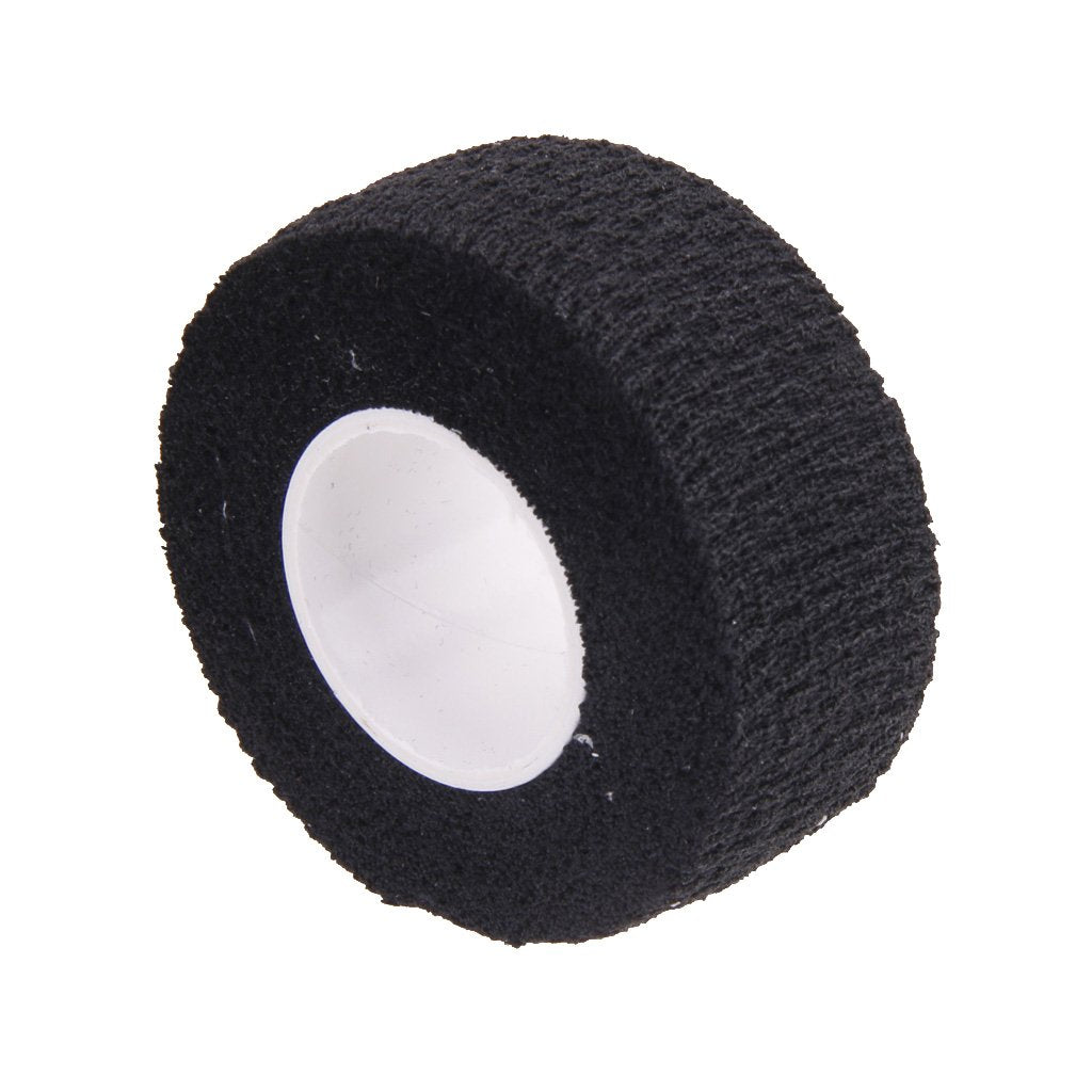 Nail tech finger protecting tape - BLACK
