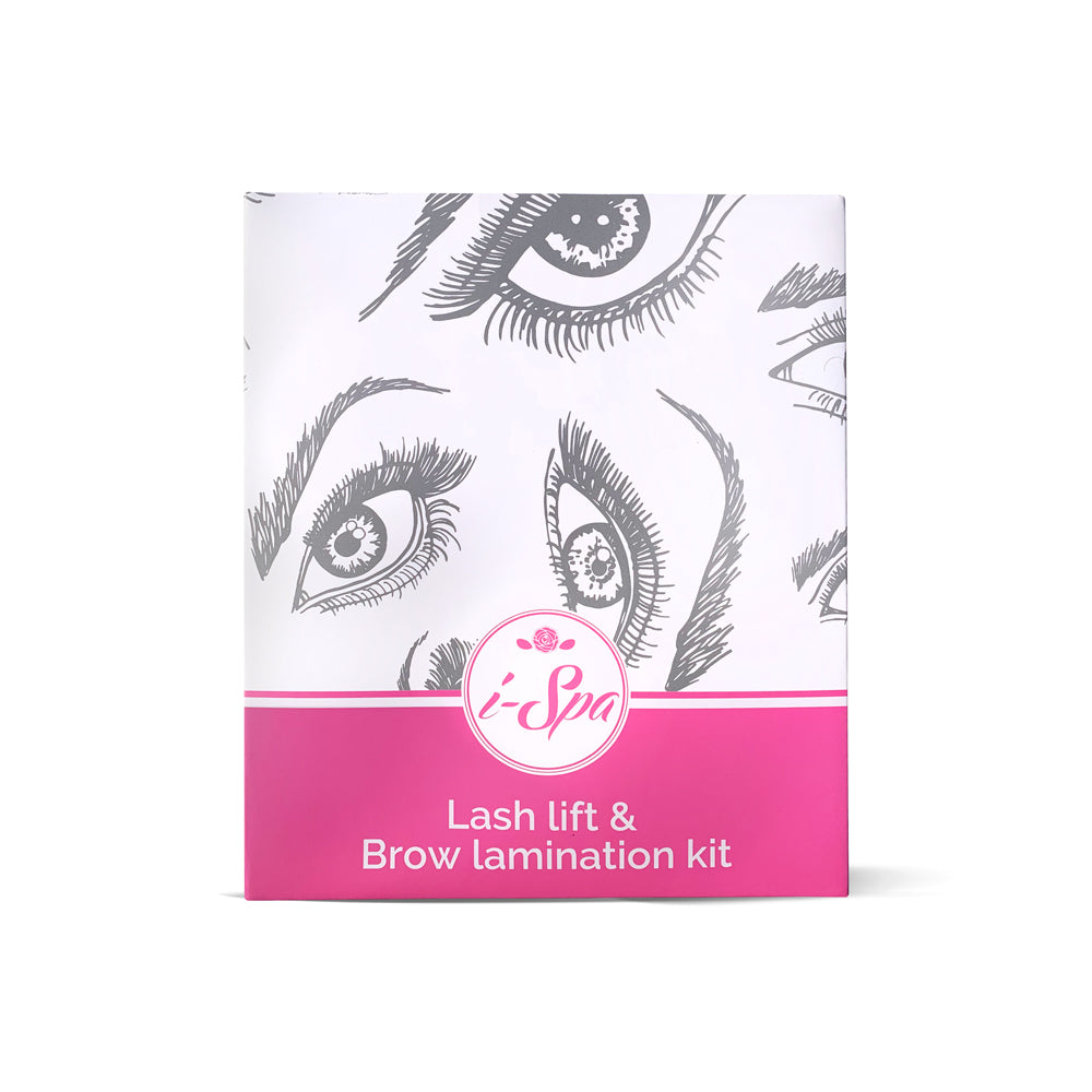 i-Spa Lash Lift & Brow Lamination Kit