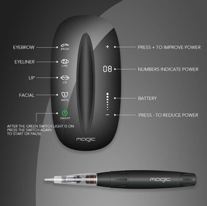 M1 Magic Permanent Make up Device