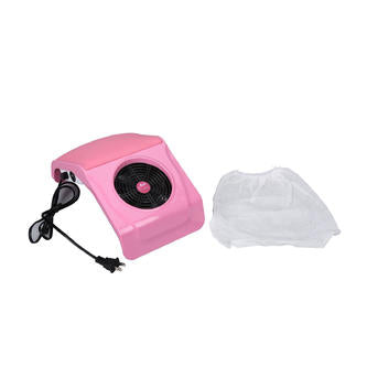 Nail dust Collector | Pink