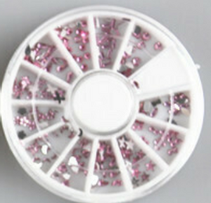 Nail Rhinestones wheel - Various options