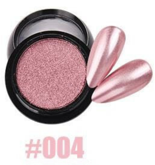Chrome powder - Light Pink (004)