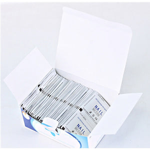Soak off sachets - 200pcs