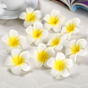 Frangipani foam flower (each) - i-Spa