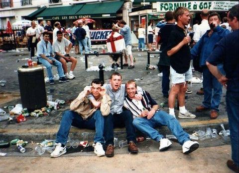 Football Casuals - England Away