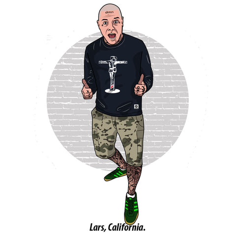 Lars Frederiksen The Old Firm Casuals