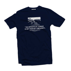 Courage miners strike Men's t-shirt