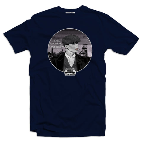Peaky Blinders working man shelby t-shirt