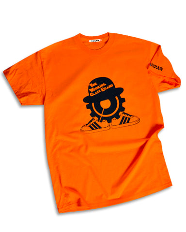 Clockworker clockwork orange Mens ultraviolence t-shirt - The Working-class Brand - Closer Than Most