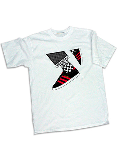 DANCE CRAZE terrace casual Mens t-shirt - The Working-class Brand - Closer Than Most