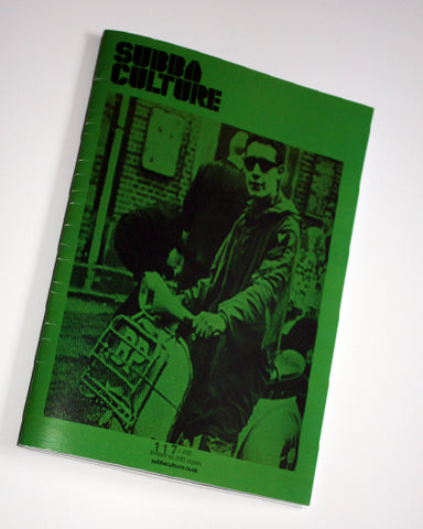 SUBBACULTURE ZINE 3 - The Working-class Brand - Closer Than Most