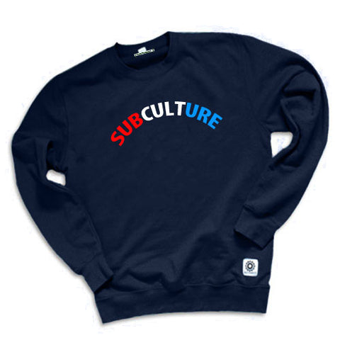 Subculture Men's sweatshirt - The Working-class Brand