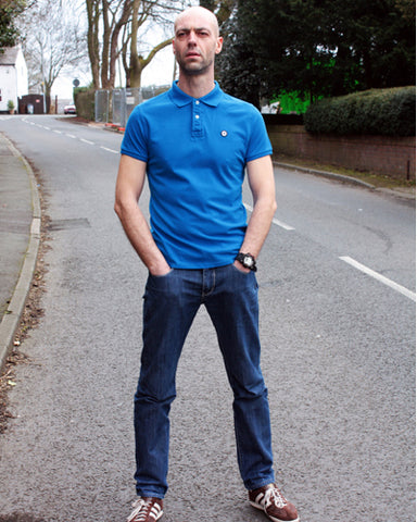 TUNNICLIFFE Polo shirt - The Working-class Brand - Closer Than Most