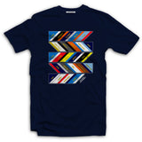 Adi-alphabet Men's trainers t-shirt - The Working-class Brand - Closer Than Most