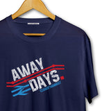 AWAYDAYS Men's football casual t-shirt - The Working-class Brand - Closer Than Most