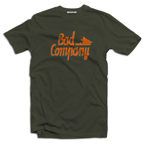 Bad Company parody t-shirt Mens - The Working-class Brand - Closer Than Most