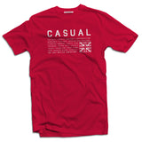 Casual Subculture Men's t-shirt - The Working-class Brand - Closer Than Most