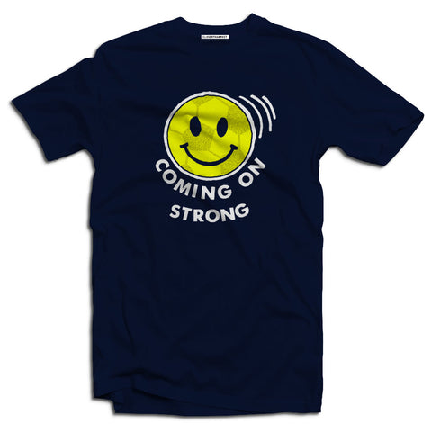 Coming On Strong Men's t-shirt - The Working-class Brand - Closer Than Most