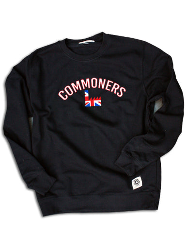 COMMONERS working-class Mens sweatshirt - The Working-class Brand - Closer Than Most