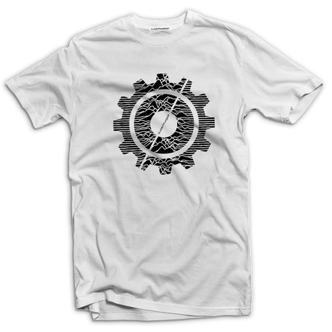 CROWD CONTROL Men's working-class subculture t-shirt