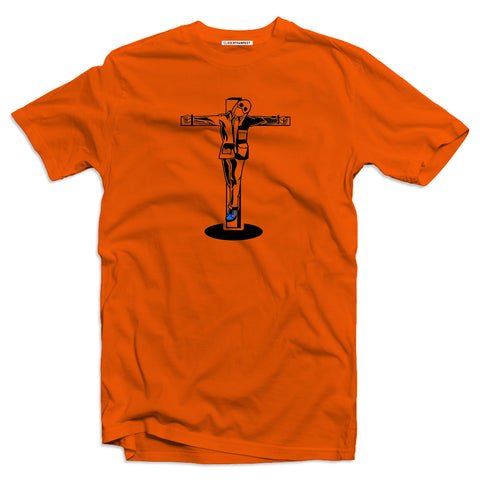 Crucified Casual Men's terrace t-shirt - The Working-class Brand - Closer Than Most