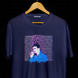 Ian Curtis Retro Men's casual t-shirt - The Working-class Brand - Closer Than Most