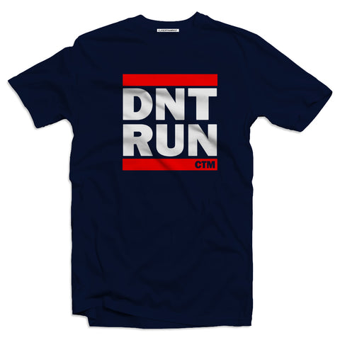 Dont Run Men's terrace casual t-shirt
