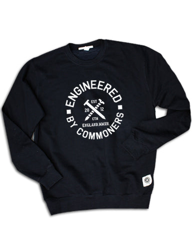 ENGINEERED workers Mens sweatshirt - The Working-class Brand - Closer Than Most