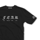 F.E.A.R. Face Everything and Rise t-shirt - The Working-class Brand - Closer Than Most