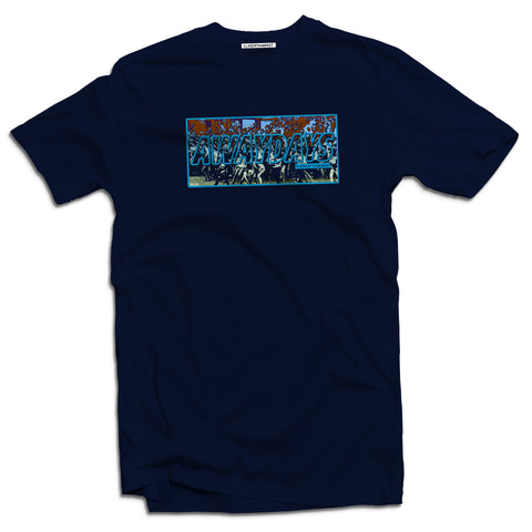 Football awaydays Men's t-shirt - The Working-class Brand - Closer Than Most