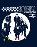 FOOTBALL SPECIAL ska casuals Mens t-shirt - The Working-class Brand - Closer Than Most