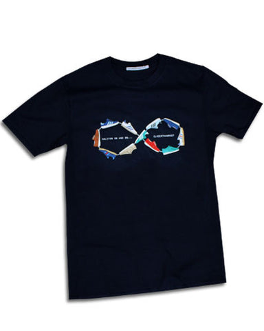 HALCYON classic footwear Mens t-shirt - The Working-class Brand - Closer Than Most