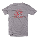 Head Men's terrace casual t-shirt - The Working-class Brand - Closer Than Most