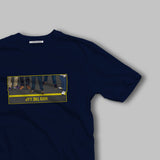 Mind the Gap Men's terrace awayday t-shirt - The Working-class Brand - Closer Than Most