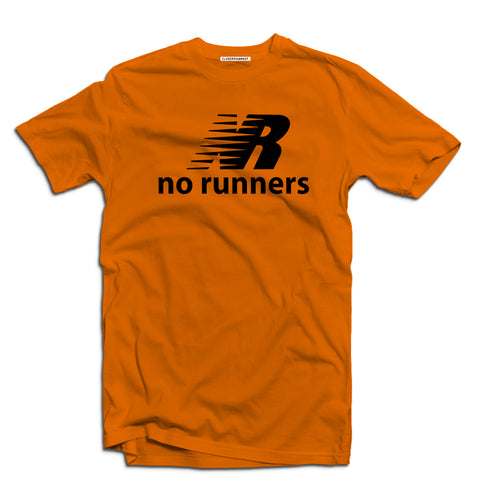No Runners  terrace casual t-shirt - The Working-class Brand - Closer Than Most