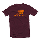 No Runners terrace casual Men's t-shirt - The Working-class Brand - Closer Than Most