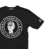 Northern Roll BJJ Men's grappling t-shirt - The Working-class Brand - Closer Than Most