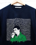 Northern Pleasures ian curtis Mens t-shirt - The Working-class Brand - Closer Than Most