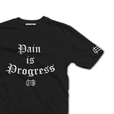 Pain is Progress Men's motivational t-shirt - The Working-class Brand - Closer Than Most